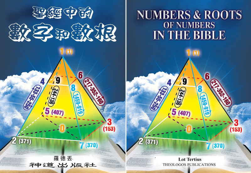第一本:《聖經中的數字和數根》 Book 1: Numbers and the Roots of Numbers in the Bible